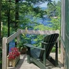 cottage - traditional deck