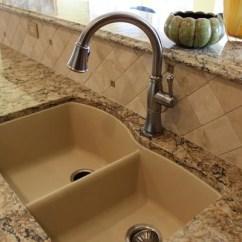 Delta Cassidy Kitchen Faucet Wallpaper Backsplash Remodel, Copley, Oh #1 ~ Cambria Quartz Countertop