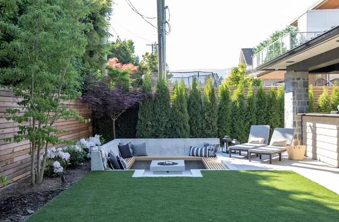 Contemporary Patio by E2 Homes Ltd