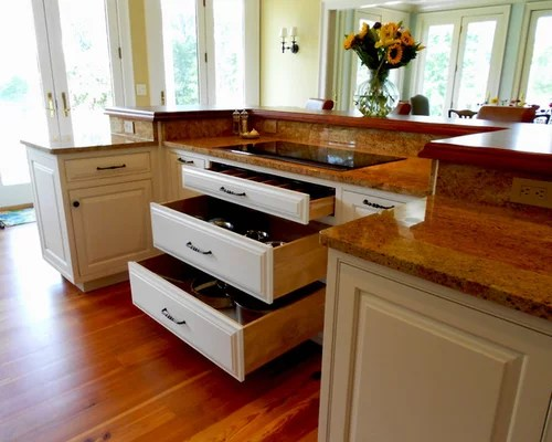 Cooktop Drawers Houzz