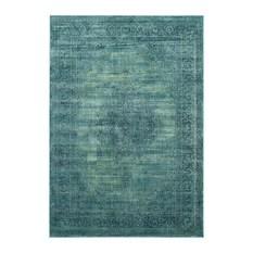 Safavieh Vintage Vtg112-2220 Rug Turquoise/Multi 2'0x3'0