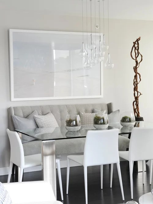 Banquette Dining Room Houzz