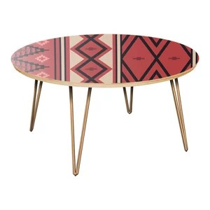 stella sofa table square beds today only sale hairpin coffee aztec heat by nyekoncept
