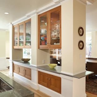 kitchen divider resurface cabinets