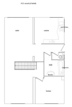 Plan Maison 2 Chambres 70m2 : maison, chambres, PLANS, Rénovation, Optimisation, 70m2?