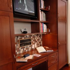 Desk Chairs On Carpet How To Clean Poang Chair Cover Tv Above | Houzz