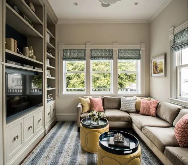Traditional Family Room by Artistic Designs for Living, Tineke Triggs