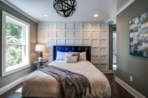 Bedroom by Carl Mattison Design