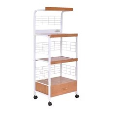 microwave cart and stand