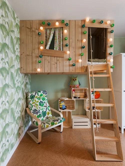 Modernes Jugendzimmer Mit Italienischem Design
