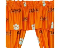 NCAA Clemson Tigers Bedding and Room Decorations