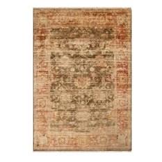 Hadeya Area Rug Rectangle Khaki 3'6x5'6