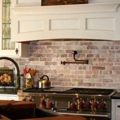 Brick Backsplash In Kitchen Mid Century Modern Design 75 Most Popular Farmhouse With Ideas For 2019 Stylish Remodeling Pictures Houzz