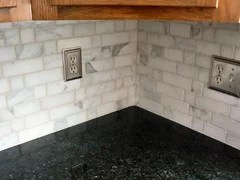 travertine tile makeover help limewash