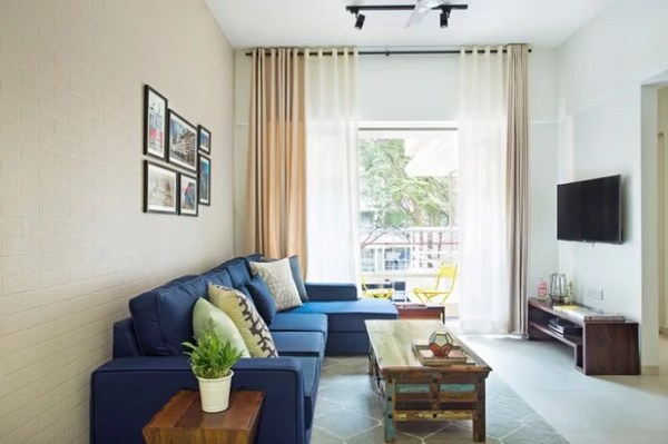 houzz small living room ideas 6 Perfect Small Living Rooms on Houzz India