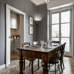75 Most Popular MidSized Traditional Dining Room Design Ideas for 2018  Stylish MidSized