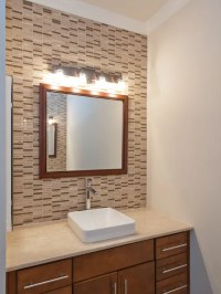 Bathroom Accent Walls