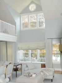 Light Blue Living Room | Houzz