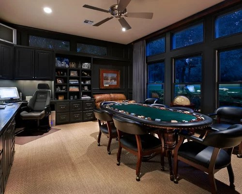 Small Man Cave Houzz