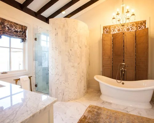 Curved Shower Wall Home Design Ideas Pictures Remodel