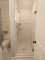 Small Bathroom Layout   Houzz
