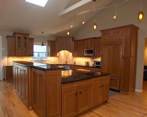 Staggered Height Cabinetry  Houzz