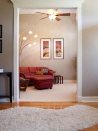 Traditional Enclosed Living Room Design Ideas, Renovations ...