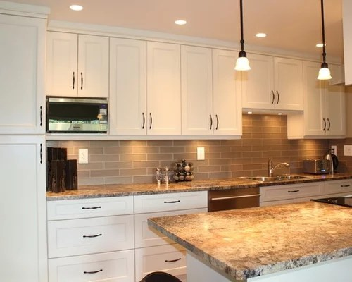 Traditional White Kitchen Design Ideas