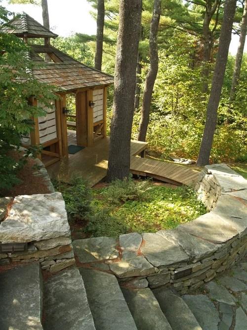 hardscape landscape home design