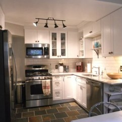 Compact Appliances For Small Kitchens Kitchen Tvs Flooring Ideas, Pictures, Remodel And Decor