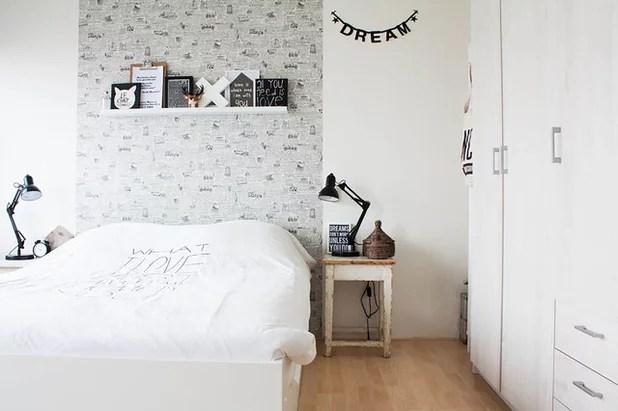 15 kreative Ideen fr die Wand hinter dem Bett