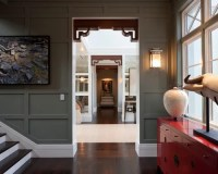 Paint Paneled Walls Home Design Ideas, Pictures, Remodel