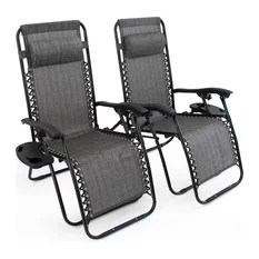 black patio chairs staples big and tall 50 most popular contemporary outdoor for 2019 houzz belleze with cupholders set of 2 gray chaise lounges