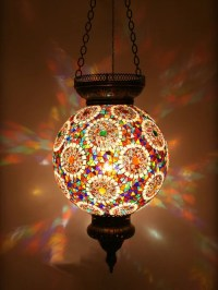 Turkish Style - Mosaic Lighting