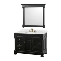 48-inch bathroom vanities | houzz
