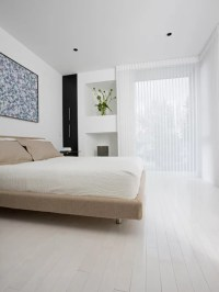 White Wood Floors Home Design Ideas, Pictures, Remodel and ...