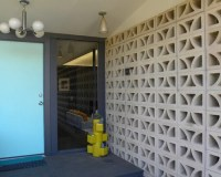 Painted Concrete Block Walls | Houzz