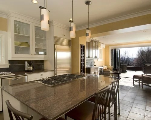 cost of kitchen renovation curtains for bay windows baltic brown granite | houzz