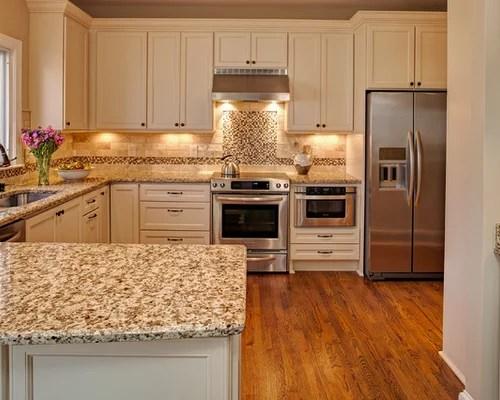 stainless steel single bowl kitchen sink hutch cabinets giallo napoli granite | houzz