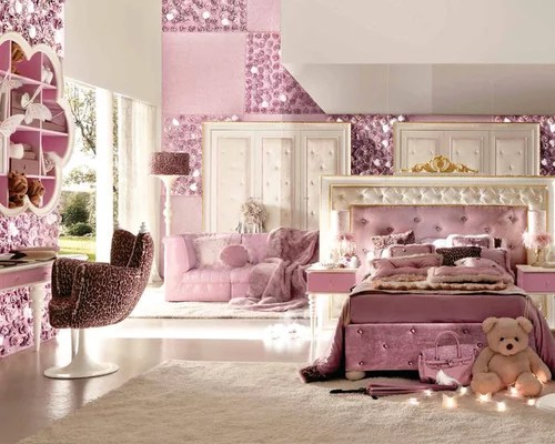Luxury Kids Bedroom Ideas, Pictures, Remodel And Decor