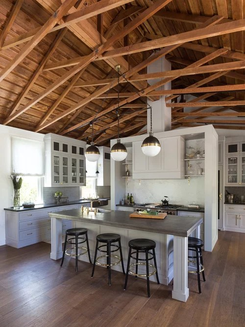 Open Rafters  Houzz