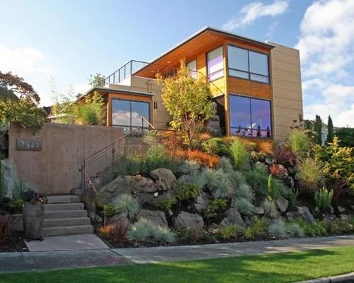 residential steep slope landscaping