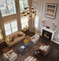 Two Story Window Treatments Home Design Ideas, Pictures ...