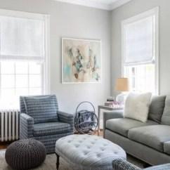 Living Room Ideas Cream And Grey Decor 2018 Navy Blue Photos Houzz Mid Sized Transitional Formal Enclosed Medium Tone Wood Floor