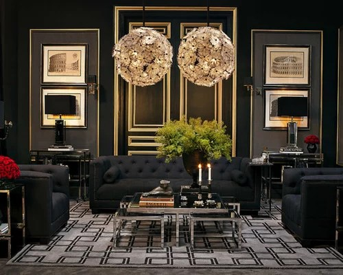 elegant living rooms pictures gray couch room the best of houzz ideas