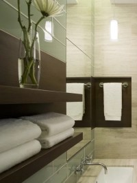 Recessed Towel Niche Home Design Ideas, Pictures, Remodel ...