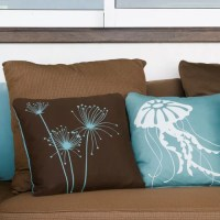 Coastal Throw Pillows Home Design Ideas, Pictures, Remodel
