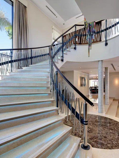 Cheap Staircase Ideas Pictures Remodel And Decor