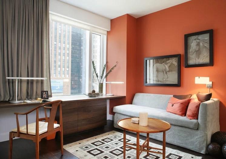 Contemporary Home Office by Stedila Design