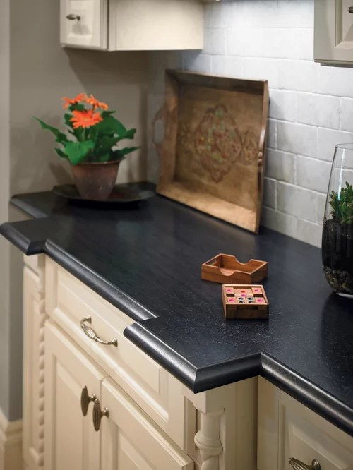 kitchen sink black granite 1950s appliances laminate countertop ideas, pictures, remodel and decor